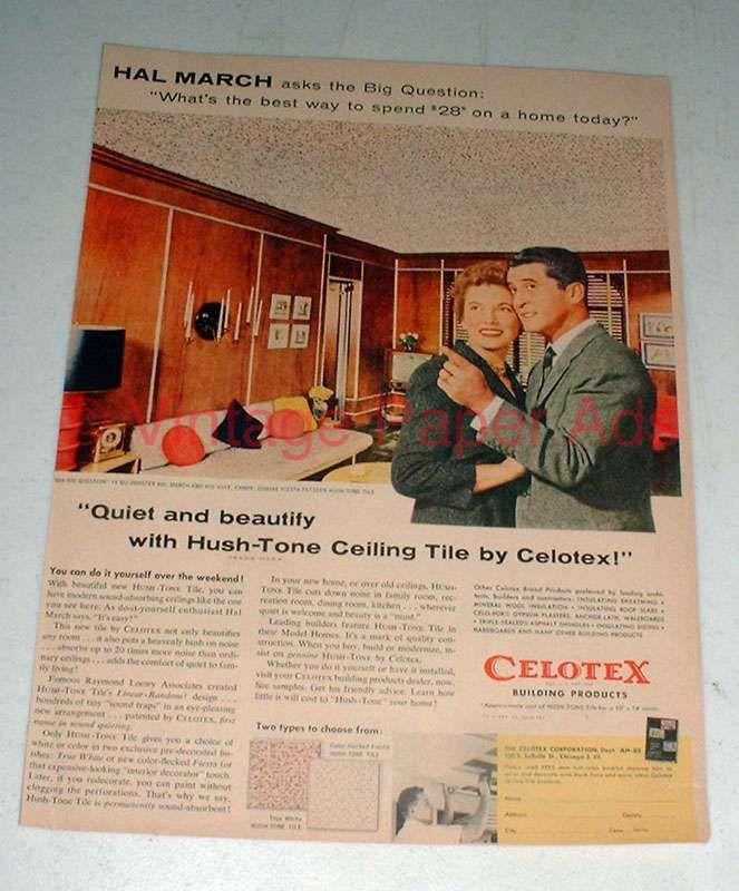 bigcc203 1958 celotex ceiling tile ad w