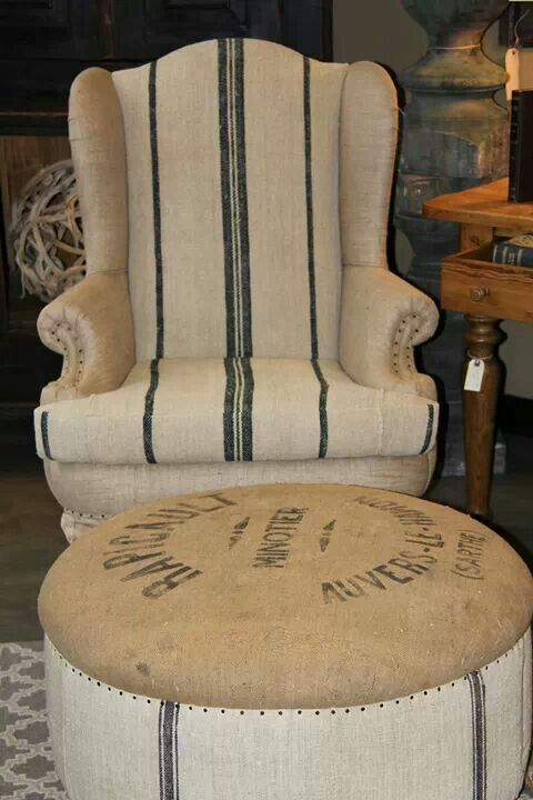 Textiles Love  Booth Inspiration  Furniture upholstery Upholstered ottoman Chair upholstery
