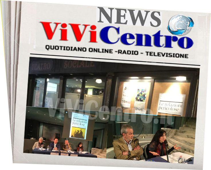 Al CTB di Brescia la presentazione di: '' Le Relazioni Pericolose '' (Diana Marcopulopulos )
