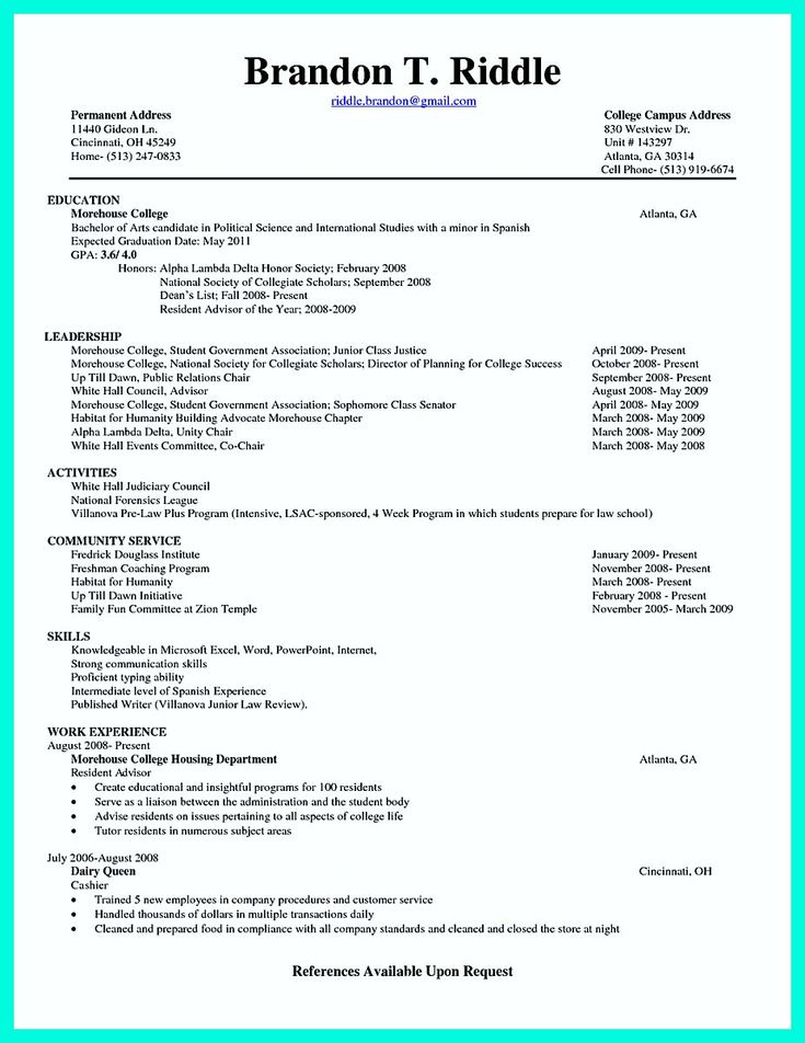 25 unique student resume ideas on pinterest cv template student