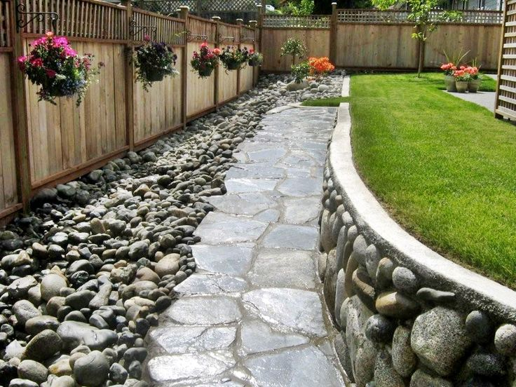 12 best A Self Made Rock River for Your Garden images on Pinterest