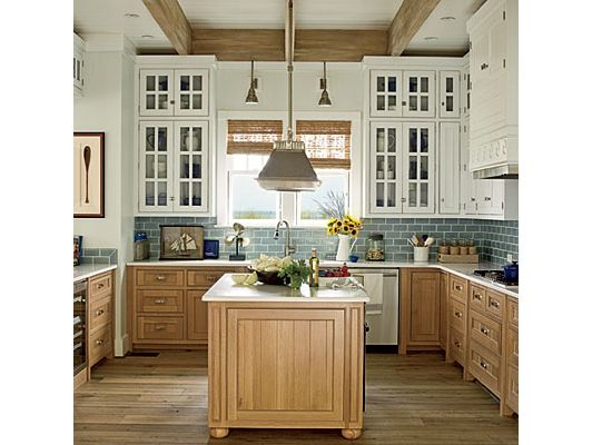 Coastal Living Ultimate Beach House Kitchen - Home and Garden Design Idea's