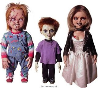 pictures of chucky | The Blog of Lord Naseby: My review of The Seed of Chucky