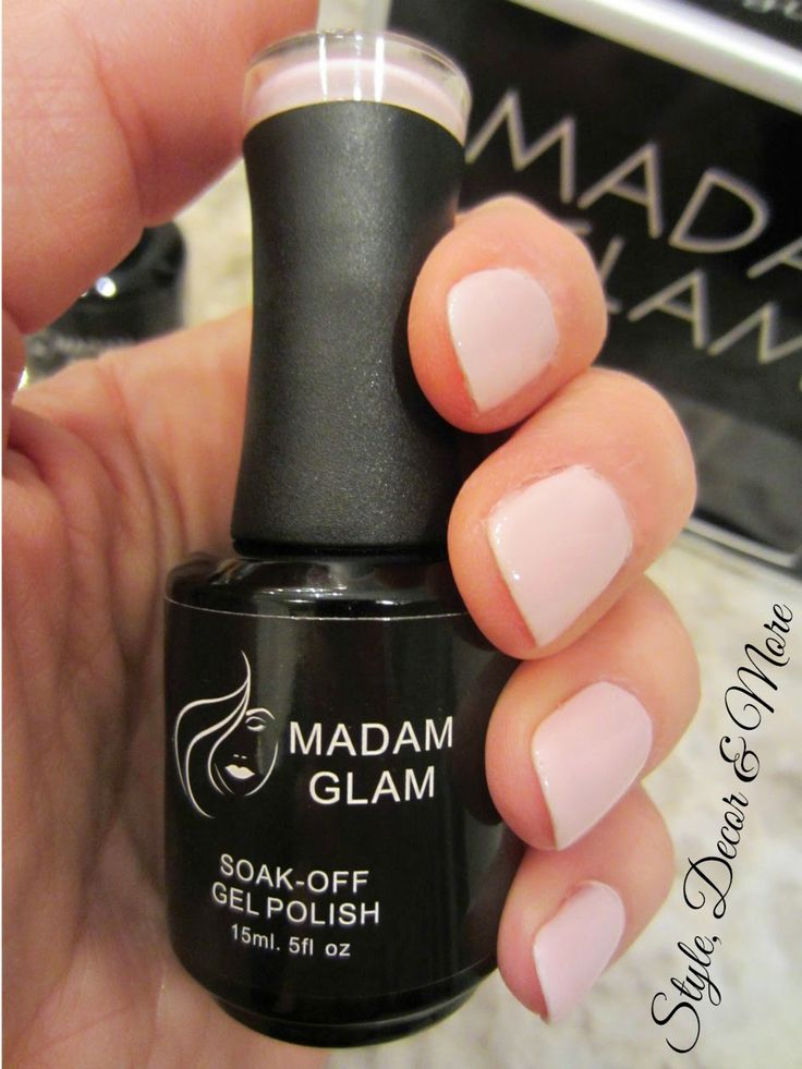 Getting Glam with Madam Glam Gel Nail Polish  A step-by-step tutorial to getting glamorous nails!    http://www.styledecordeals.com/2014/10/get-glam-with-madam-glam-gel-nail-polish.html