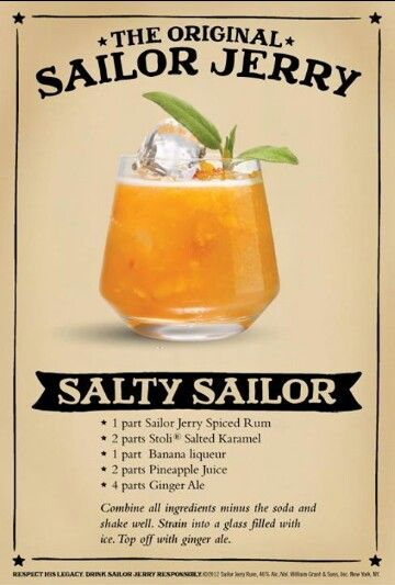 Salty Sailor