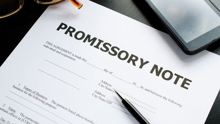 What is a promissory note? It's an important but often misunderstood part of getting a mortgage to buy a home.