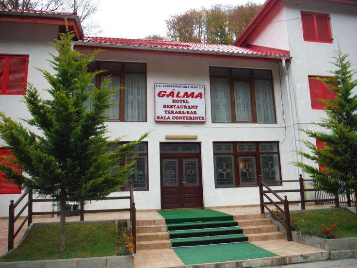 Hotel Galma Moroieni