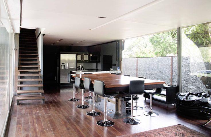 30B Jim Fouché Street Bloemfontein - Living room
