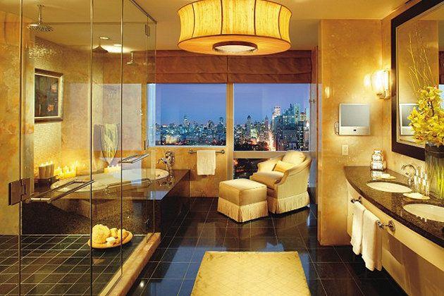 Mandarin Oriental, New York City  Cost: $18,000 per night