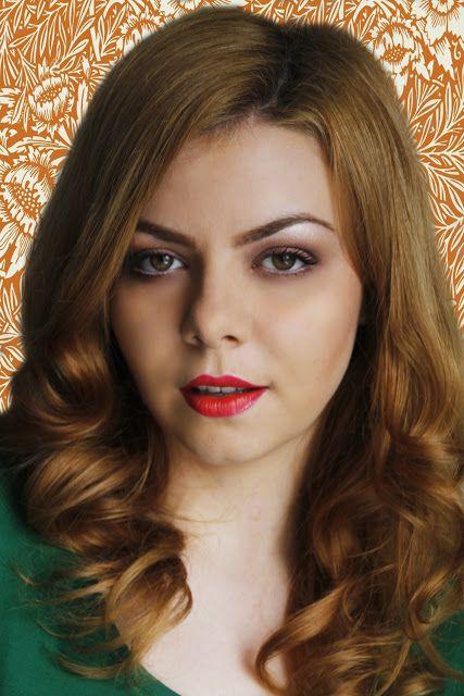 Nude make-up & ombre lips: http://ozfashionista.blogspot.ro/2013/05/machiaj-de-vara-cu-tonuri-nude-si-ombre.html