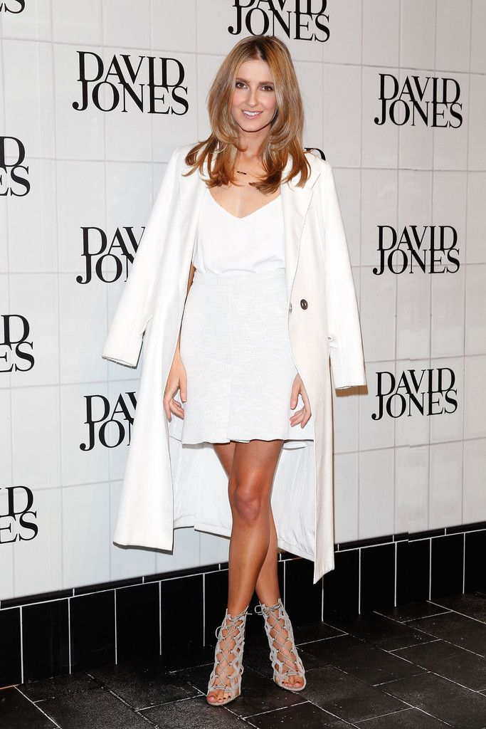 Kate Waterhouse..love this look and shoes to die for