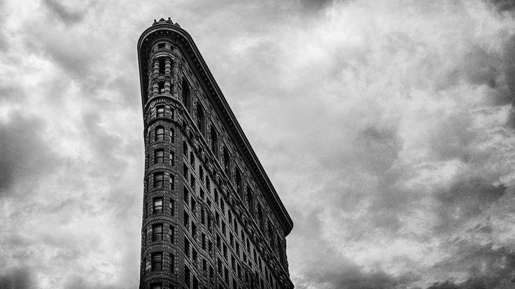 flatiron building by Marco Mincarelli on 500px