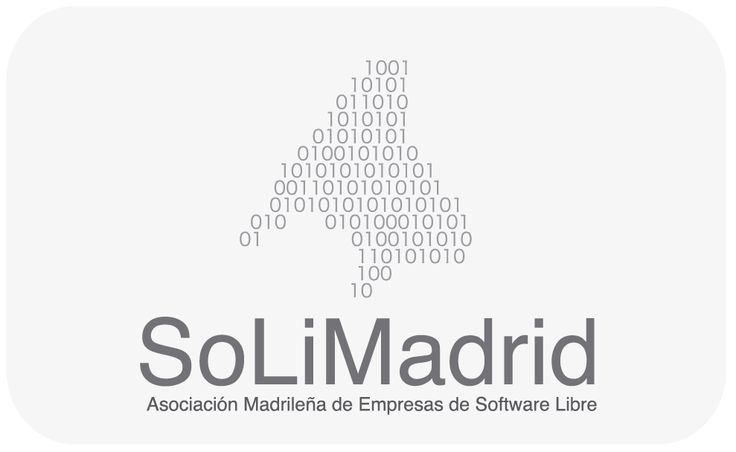 Logotipo SoLiMadrid.