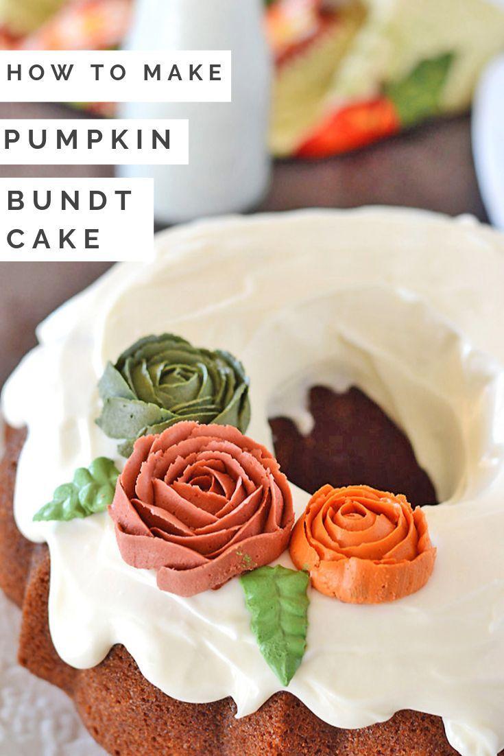 Pumpkin Bundt Cake Recipe In 2020 Pumpkin Bundt Cake Bundt