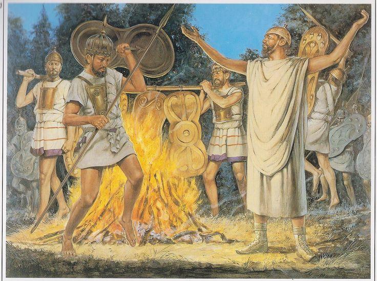 early roman warrior | Roman Warrior Bands
