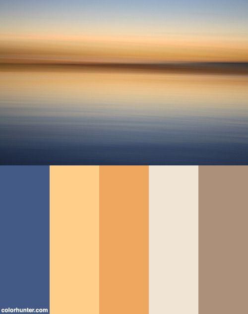 Sunset Color Scheme