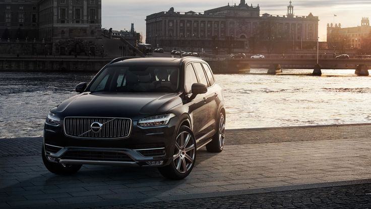 Galerie photos nouveau Volvo XC90 2015 SUV/ 4x4 | Volvo Car France