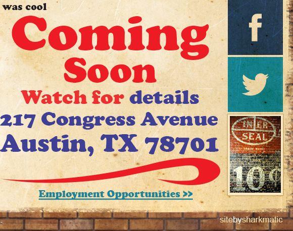 Cooper's BBQ: Austin, Texas | 512-474-4227