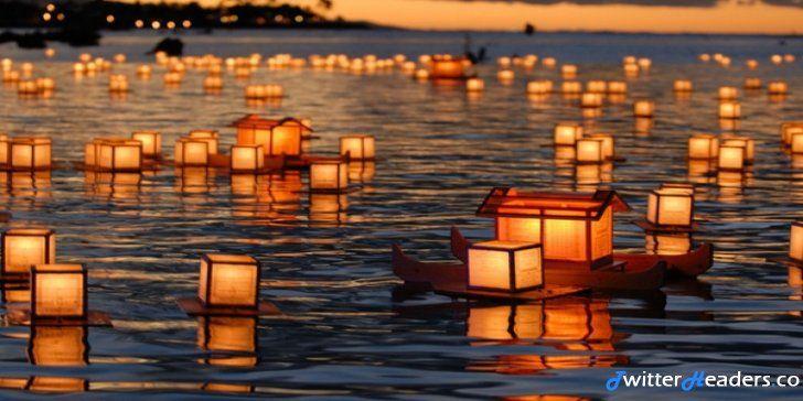 Japanese Lantern Boat- tattoo inspiration