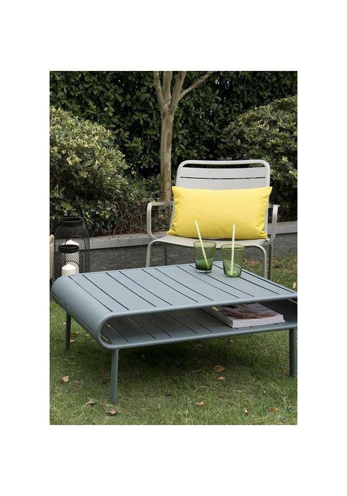 17 melhores ideias sobre salon de jardin aluminium no for Transat jardin confortable