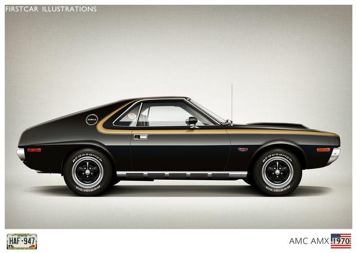 646 Best Amc Images On Pinterest American Motors Muscle