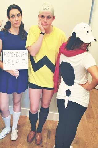 Awesome Easy Halloween Costume Ideas for Women Best Photos for - top last minute halloween costume ideas