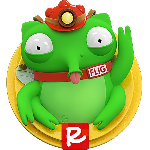 Adventures of Flig icon  #aoflig #fligadventures #adventuresofflig #cute #green #little #love #yummy #playing #play #new #mobile  #game #games #phone #fun #happy #funny #smile #nice #love #iphone #ipod #ipad #app #application #maze  #monster #family #runner #airhockey #flig #android  #gamedev #indiegame #indiedev #indie #follow #followme #colorful #nature #androidgame #mobile #mobilegame #ПриключенияФлига #флиг #игра #тарантас #мобильнаяигра #андроид #инди #лабиринт #раннер #аэрохоккей