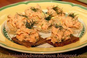 Kuchnia obłędnie zdrowa: Pasta z wędzonego łososia z mascarpone