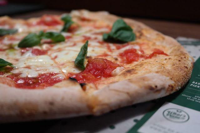 WHAT'S PIZZA PRE-TASTING - LITTLE ITALY MITTEN IN DÜSSELDORF