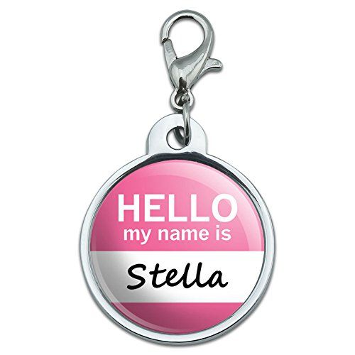 Chrome Plated Metal Small Pet Id Dog Cat Tag Zodiac: 1000+ Ideas About Cat Tags On Pinterest