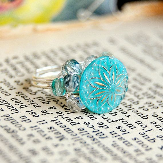 439 Best Images About Button Jewelry On Pinterest