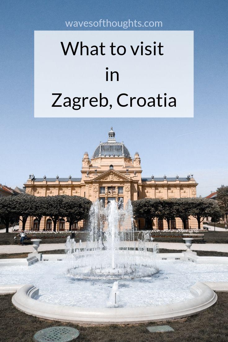 Effective Bullet Journal Zagreb City In 2020 Zagreb Croatia City