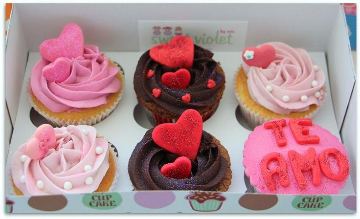 Cupcakes arándanos - chocolate - frambuesa