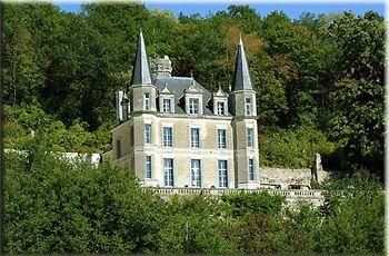 Chateau des Ormeaux - Nazelles-Négron