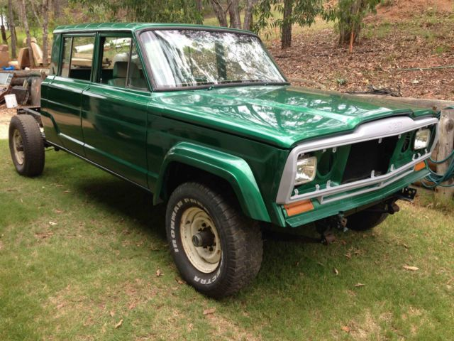 Jeep J20 Crew Cab For Sale