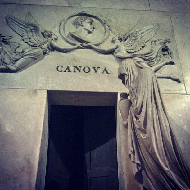 Canova, monumento funebre. #canova #monumento #funebre #basilica #frari #venezia