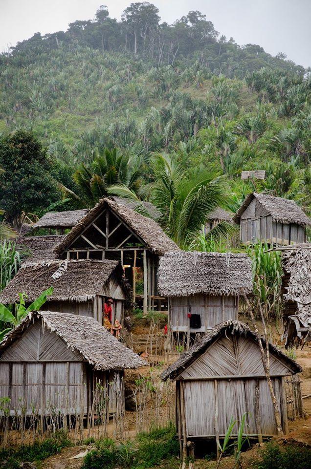 Village Madagascar