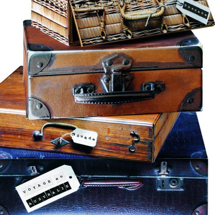 1000 ideas about boite en carton on pinterest carton - Decoration d une boite en carton ...