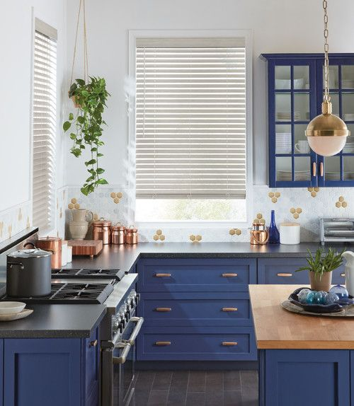 Kitchen Remodel Kissimmee: 25+ Best Ideas About Navy Blue Kitchens On Pinterest