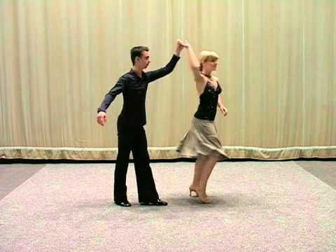 Základní taneční - Mambo.mpg - YouTube