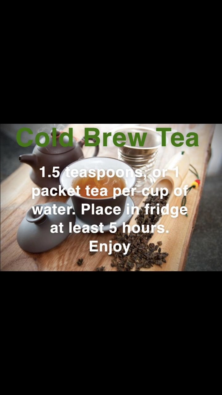 1.5 teaspoons per cup of water, or one packet. Place in ...