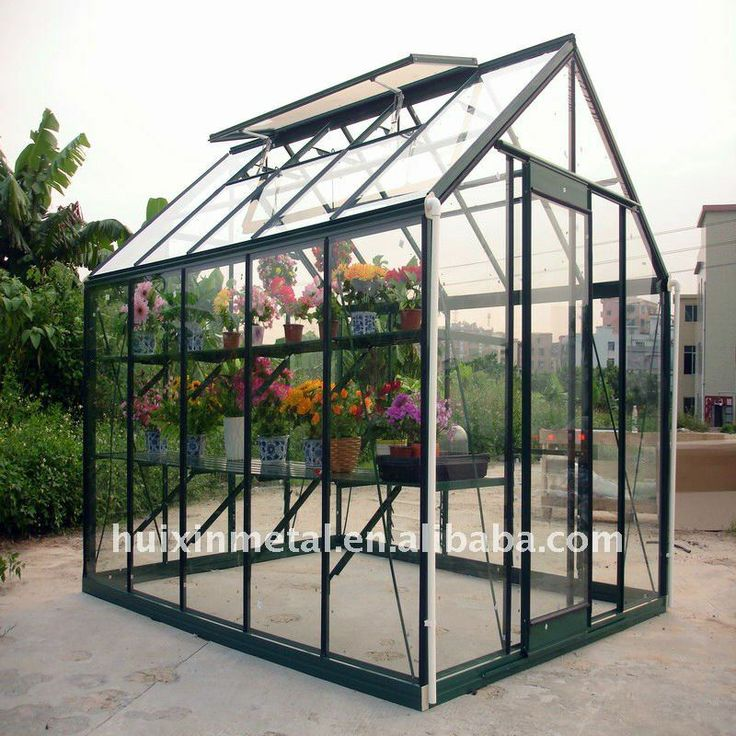 #greenhouse, #plastic greenhouse tube frame, #heavy snow against glass greenhouse