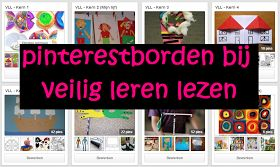 Juf Inger: Pinterestborden bij kernen VLL