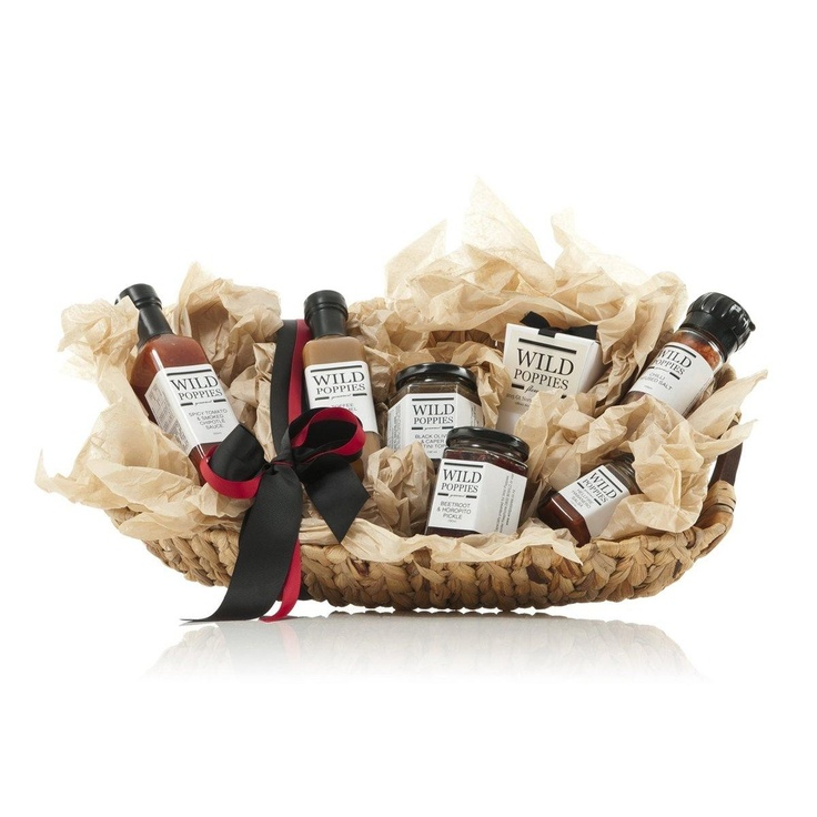 WildPoppies Pantry Small Gift Basket  $99.00