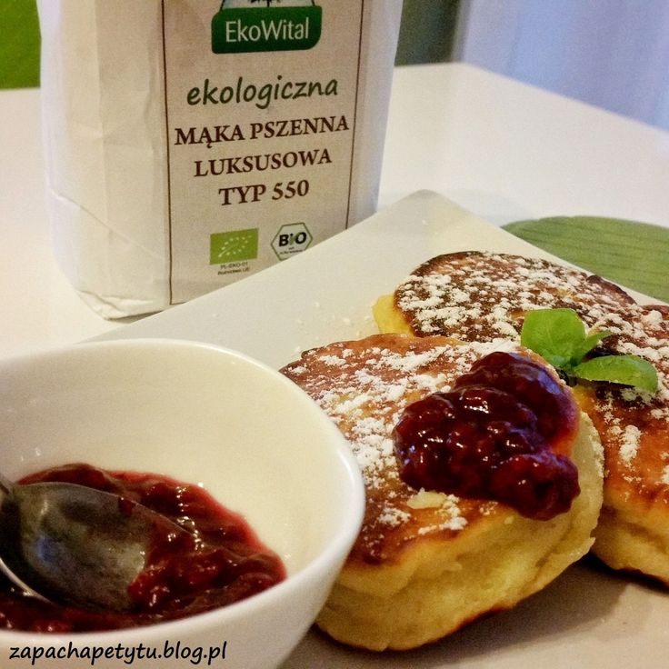 Ricotta pancakes #ricotta #pancakes #zapachapetytu #EkoWital