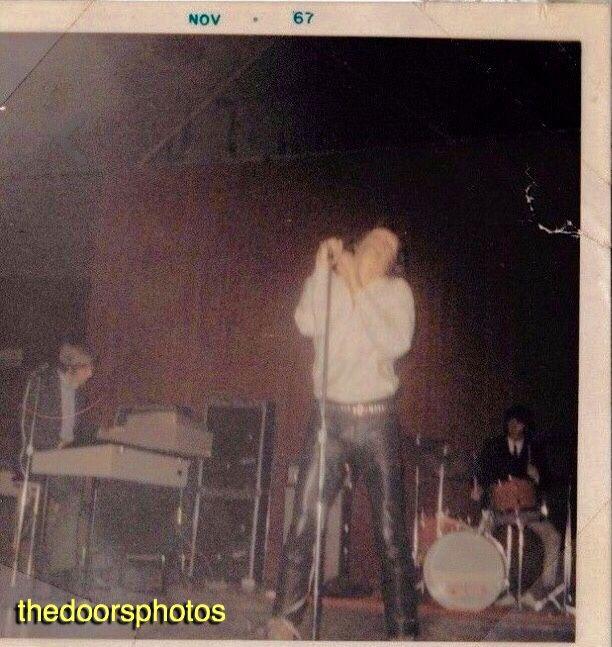 1967 10 08 Convetion Center Arena Tulsa Ok Audience