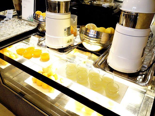 ウェスティンホテル東京『ザ・テラス』朝食ブッフェ 2012年7月: そう、これからだよね!