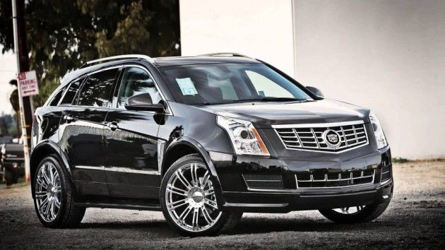 2016 Cadillac SRX Review