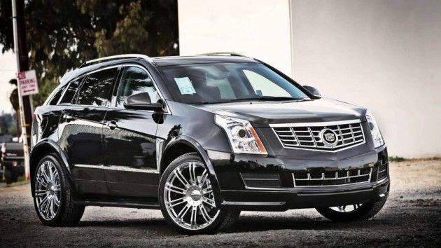 2016 Cadillac SRX Review