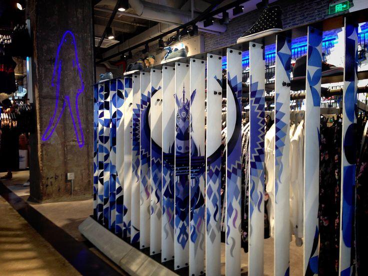 flagship store adidas
